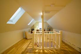 Pictures Of Finished Attics Chevy Chase Dc Addition Landis Construction
