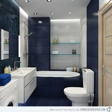 Small Picture 20 Contemporary Bathroom Design Ideas Home Design Lover