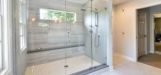 glass tile in shower walk in shower tile ideas that will inspire you installing glass tile