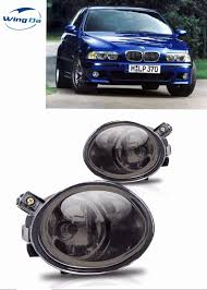 2002 Bmw 325i Fog Lights Case For Bmw E46 3 Series M3 2001 2005 E39 M5 1995 2004 Fog