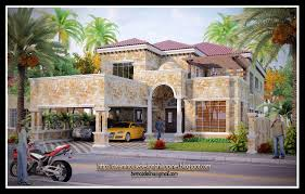 Spanish House Designs In The Philippines Mediterranean Houses Dream House Design Philippines