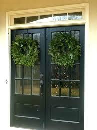 double entry doors for home black double front doors glass main door designs lovely black double