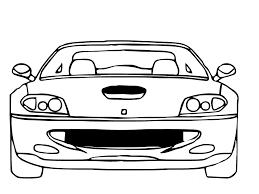 Ferrari roma auto dipinto drawing disegno tempera laferrari. 10 Disegni Della Ferrari Da Colorare Mamma E Casalinga