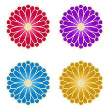 「菊 イラスト」の画像検索結果