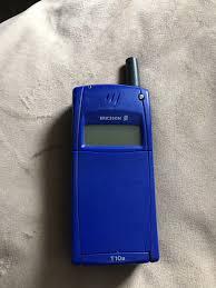 Vintage Sony Ericsson T10s Mobile Phone ...