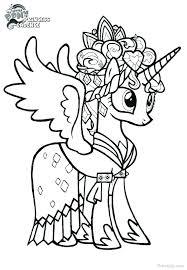 Ideas My Little Pony Sea Ponies Coloring Pages And My Little Pony