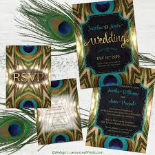 peacock invitations peacock wedding invitations peacock wedding invitations with some
