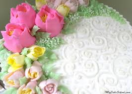How To Use Russian Piping Tips A Cake Tutorial My Cake School