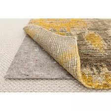 area rug pad beautiful loloi 10 x 14 grip felted rug pad area rugs non slip