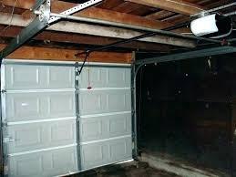 garage opener installation garage door opener s installed fabulous garage garage door opener installation genie