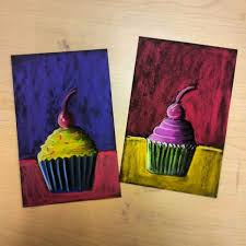 kids cam art express wayne thiebaud and cakes cakes cakes july 1 10am 12pm cam coos art museum