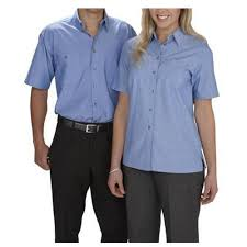 Shirts And Pants Corporate Uniform