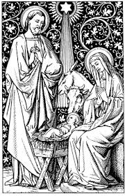 Small Picture Coloring Pages Best Ideas About Nativity Coloring Pages On Baby