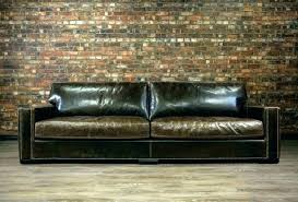 how to repair leather couch ling tear extraordinary re interiors magnificent fixing cushion fi