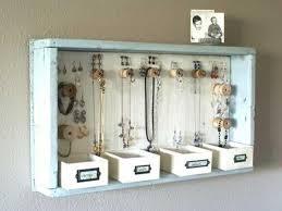 23 Jewelry Display DIYs!