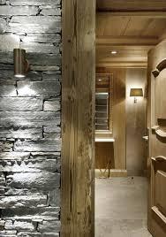 Chalet Design Contemporain Chalet Le Blanchot Chalet Interior Design Project