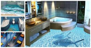awesome bathrooms. Awesome Bathroom 3D Floor Designs Photo Details - From These We Present Have Nice Inspiring Bathrooms W