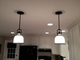 unique replace recessed light with pendant photos clubanficom