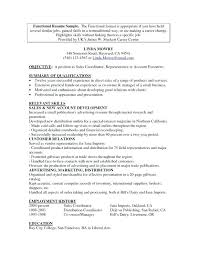 Functional Resume Template For Career Change Best of Resume Examples Career Changers Change Of Career Resume Sample