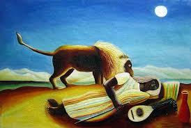 sleeping gypsy painting meaning mafiaa