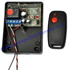 installation instructions sentry 433mhz garage door remote sen r r1 receiver sen r t1 keyfob cover removed