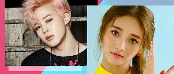 Channel Baekhyun Tzuyu Jennie More K Pop Stars With These Makeup