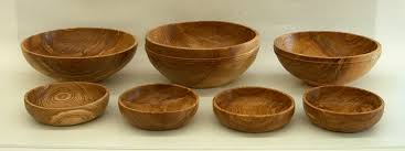 this picture shows a set of ash bowls made for a very good friend and his family the tree d and was dropped on their property in the fall of 2016