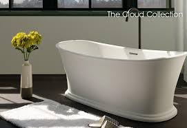 s bathtubs cloud collection
