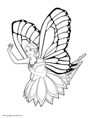 Explore 623989 free printable coloring pages for your kids and adults. Barbie Coloring Pages 300 Free Sheets For Girls