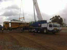 Tadano Atf 110g 5 Load Chart Tadano Atf 220g 5 Faun All Terrain Crane By Abc Crane Hire