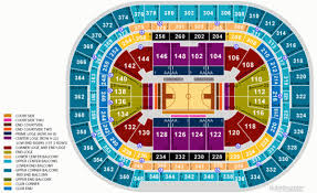 Denver Nuggets Home Schedule 2019 20 Seating Chart