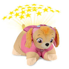 Stuffed Animal Ceiling Night Light Dream Lites Pillow Pets Car Stuffed Animal Soft Toy Starry