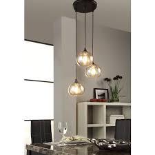 westmenlights 3 round globe pendant 3 light amber glass pendant west elm 3 jar glass chandelier