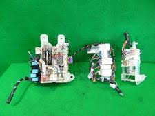toyota rav 4 fuses fuse boxes toyota rav4 2007 fuse box dba aca36w used pa00069347