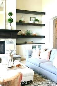 built in cabinets around fireplace ins unique best ideas on bookshelves beside fi