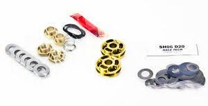 Details About Race Tech Type 1 Gold Valve Fork Kit Fmgv 2840