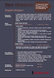 15 Graphic Designer Resume Examples Andy Eggers