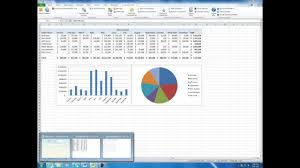 Sales Forecasting And Reporting With Excel Files