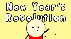 how to make a new year s resolution