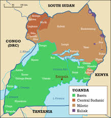 Uganda Top 40 Music Chart Languages Of Uganda Wikipedia