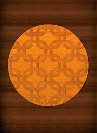 circular rugs modern modern circular rugs 3 foot round rug fashionable modern circle yellow braided rugs