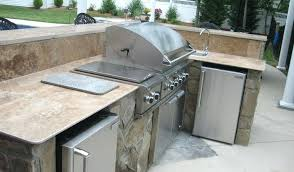 best countertop grill outdoor kitchen appliances packages best of tile for outdoor kitchens best countertop grill
