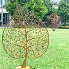 garden metal wall art sydney