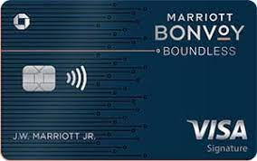 Bgr has partnered with the points guy for our coverage of credit card products. Marriott Bonvoy Boundless Credit Card Review Valuepenguin