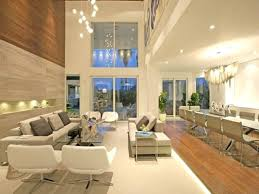 home house design impressive living room high ceiling living room ideas chandelier paint color