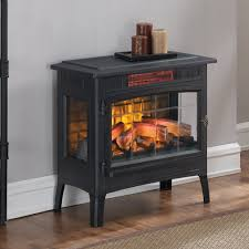 duraflame electric 1 000 sq ft vent free electric stove reviews wayfair
