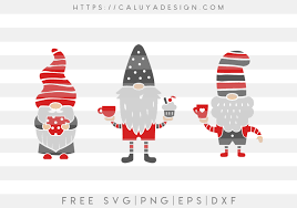 Almost files can be used for commercial. Free Coffee Gnomes Svg Png Eps Dxf By Caluya Design
