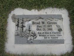 Brad Wesley Gross (1977-2001) - Find A Grave Memorial