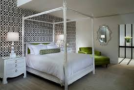 ... Bold Bedroom Color Ideas With Black And White Accents Interior Photo  Details - From these image