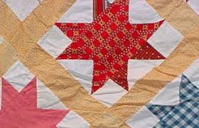 Civil War Quilts: Stars in a Time Warp 1: Multi-colored Turkey Red ... & Turkey red is one of the most recognizable cottons in 19th-century quilts.  We see it often, either as a solid color or print. Adamdwight.com